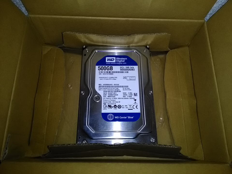 WD5000AAKX
