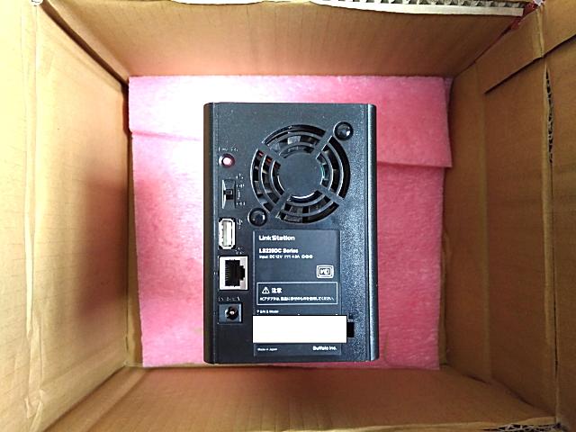 LinkStation LS220D0202C_0516