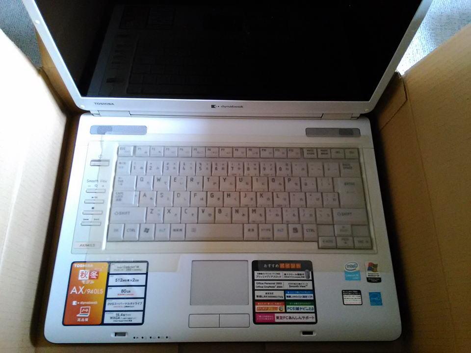 dynabook AX/940LS PAAX940LS_0703