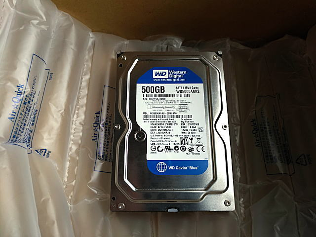 WD5000AAKS