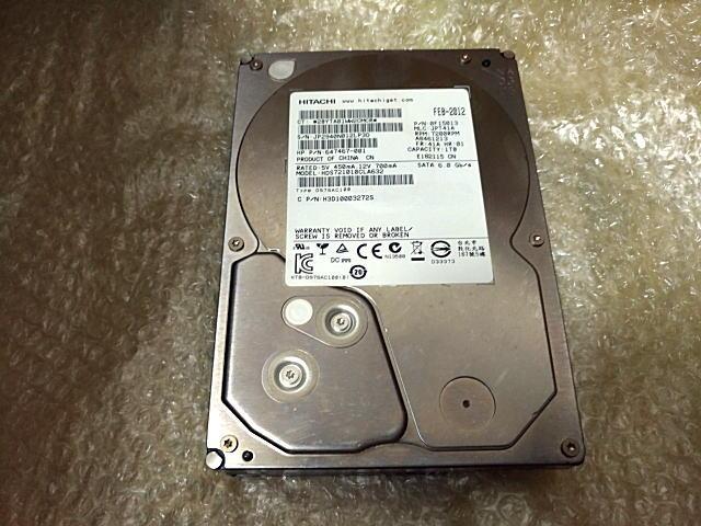 HDS721010CLA632