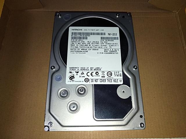 HDS722020ALA330